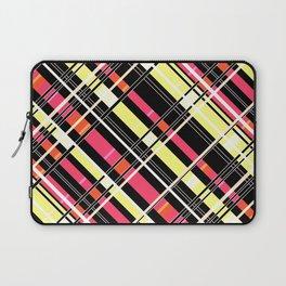 Striped pattern 12 Laptop Sleeve
