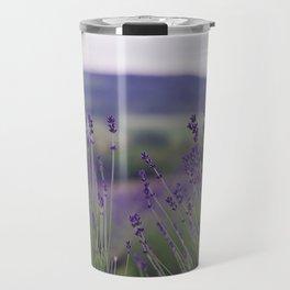 Lavender Fields Forever Travel Mug