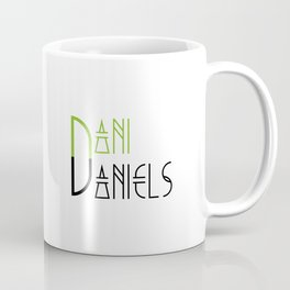 The Sexy Dani Daniels Coffee Mug