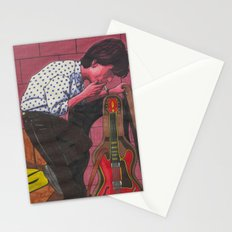 Johnny M. Stationery Cards