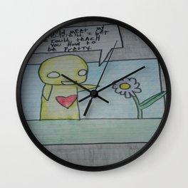 You should meet my girlfriend Wall Clock