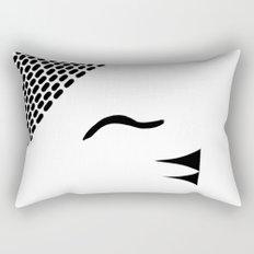 Cute Tiger / Cat Rectangular Pillow