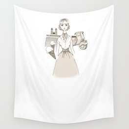 Roman Holiday - Movies & Outfits Wall Tapestry