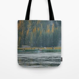 Wapiti Call Tote Bag