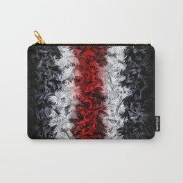 Halu on Asphalt Patterns Carry-All Pouch