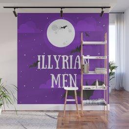 Illyrian Men - Rhys, Cassian, Azriel Wall Mural