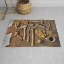 Tools (Color) Rug