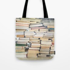 Books, Pages, Stories Tote Bag