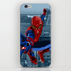 Amazing Spider-Man (Comic Title) iPhone & iPod Skin