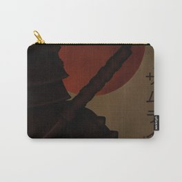 Under the Red Moon, Silent Samurai Carry-All Pouch