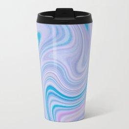 PURPLE FANCY Travel Mug