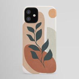 Soft Shapes II iPhone Case