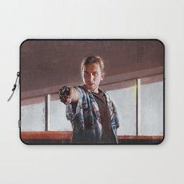 Open The Case - Pulp Fiction Laptop Sleeve