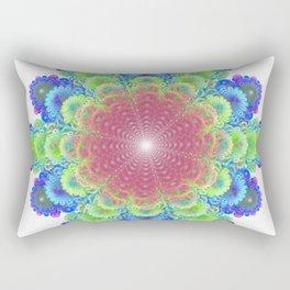 Flower Wower Rectangular Pillow