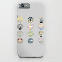EVAK: A MINIMALIST LOVE STORY VOL. II iPhone Case