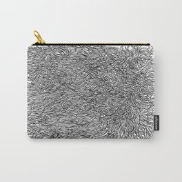 spaghetti texture Carry-All Pouch