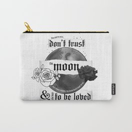 Good Mourning Lyrics Carry-All Pouch