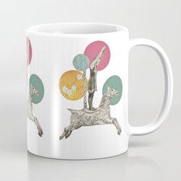 Runaway Horse Coffee Mug