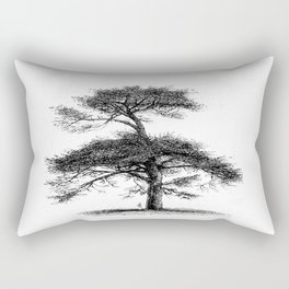 Big tree Rectangular Pillow