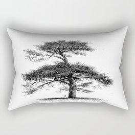 Big tree Rectangular Pillow