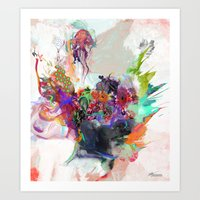 archan nair Art Prints featuring Awake by Archan Nair