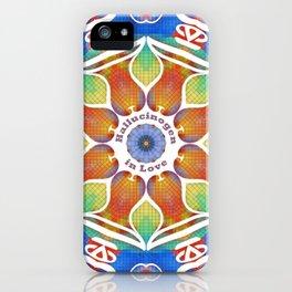 Magic Kaleidoscope iPhone Case
