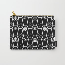 death and stuff Carry-All Pouch