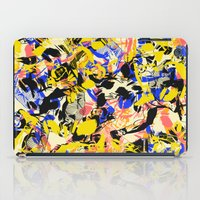 fight iPad Cases featuring Fight by Larionov Aleksey