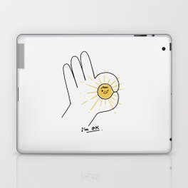 I'm OK Laptop & iPad Skin