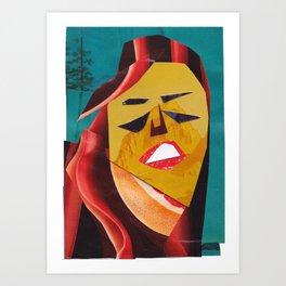Cass Elliot #PrideMonth Collage Portrait Art Print