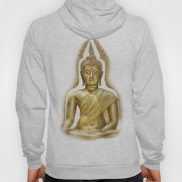 Golden Buddha Hoody