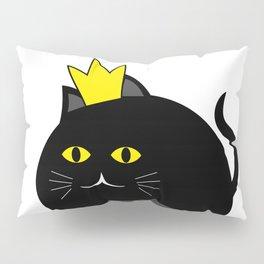 Little princess cat #society6 #decor #buyart #artprint Pillow Sham