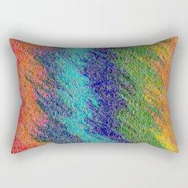 FlowerColor Rectangular Pillow