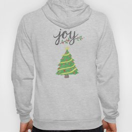 Joy and Christmas Hoody