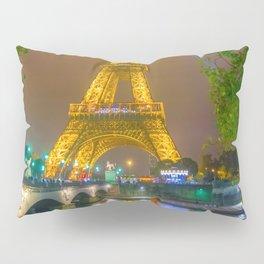 Eiffel Tower Pillow Sham