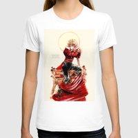 enjolras T-shirts featuring les miseràbles: apollo by Daniela Viçoso
