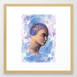 Klein Levin Syndrome Framed Art Print