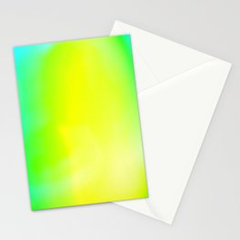 Lime Radiance Stationery Cards