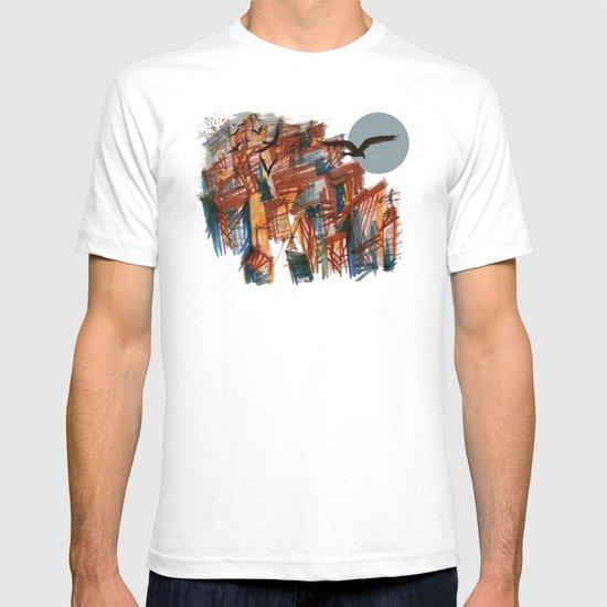The City pt. 2 T-shirt