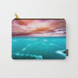 Fire and Water Sea Carry-All Pouch