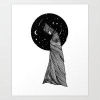 The Knights Tale Art Print