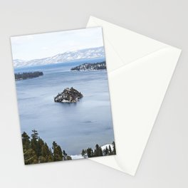 Lake Tahoe Stationery Cards