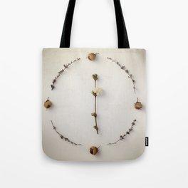 Botanical Circle III Tote Bag