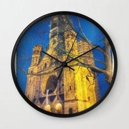 Memorial Church Wall Clock