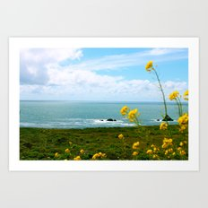 Horizon Art Print