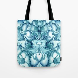 Abstract graphic mirror 7 Tote Bag