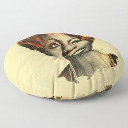 Nina Simone Floor Pillow