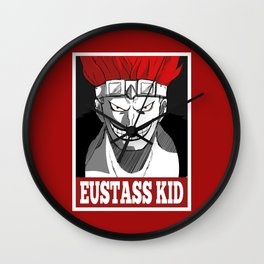 Eustass Kid OB Wall Clock