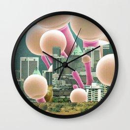 atmosphere 53 · Dot City Wall Clock