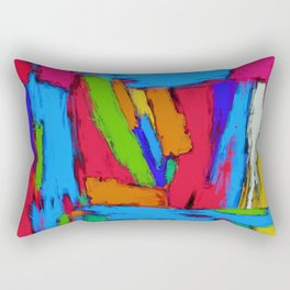 Crusher Rectangular Pillow